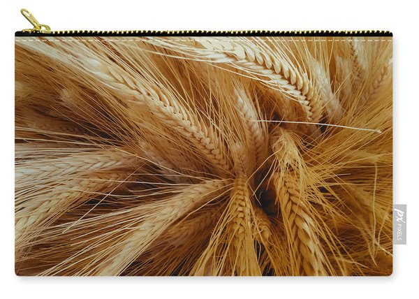 Wheat In The Sunset Carry-all Pouch