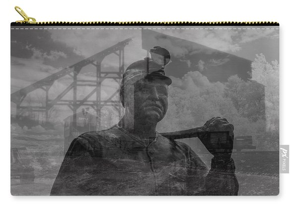 When Coal Was King II Carry-all Pouch