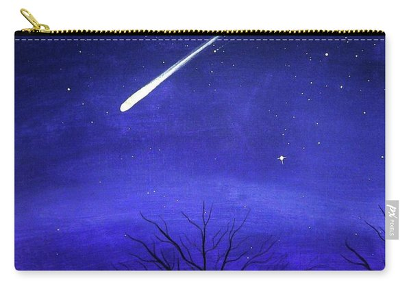 When Stars Fall Carry-all Pouch