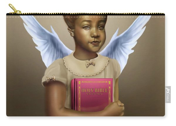 When We Were Angels Carry-all Pouch