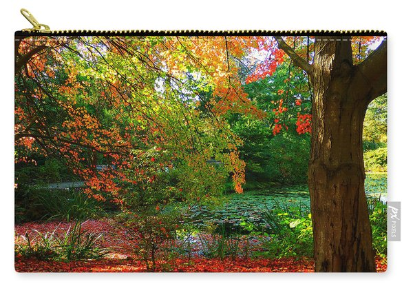 Where Autumn Lingers  Carry-all Pouch