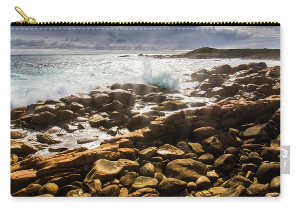 Where Distant Waves Break Carry-all Pouch