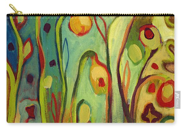Where Does Your Garden Grow Carry-all Pouch