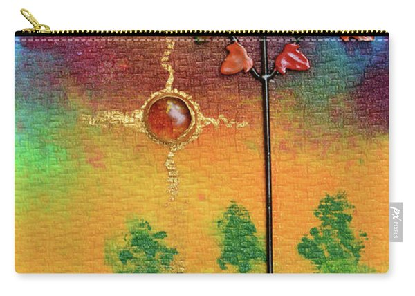 Where Fireflies Gather Carry-all Pouch