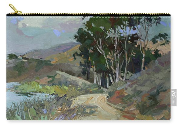 ...song Of Birds ...plein Air Carry-all Pouch