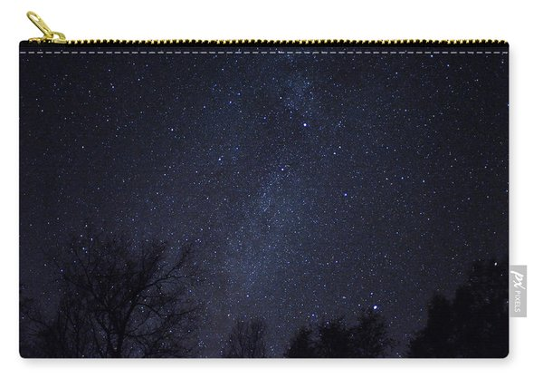 Where The Wind And The Coyotes Howl Carry-all Pouch