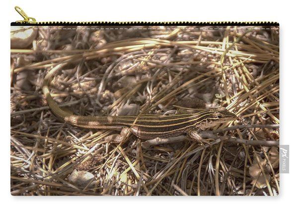 Whiptail Lizard Carry-all Pouch