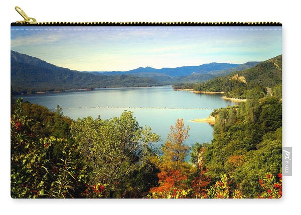 Whiskeytown Lake 1 Carry-all Pouch
