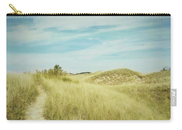 Whispering Dunes Carry-all Pouch