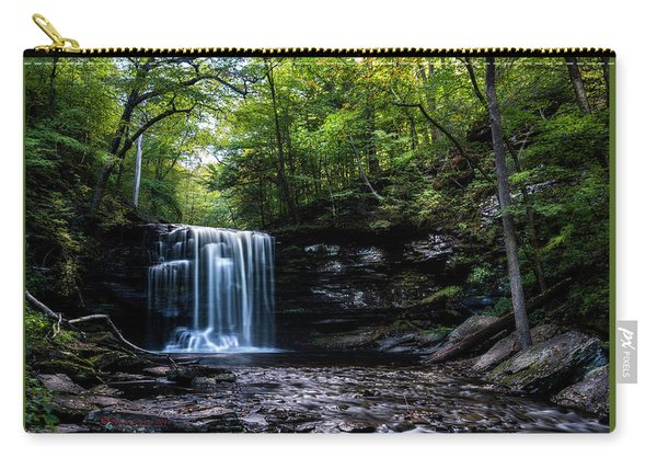 Whispering Falls Carry-all Pouch