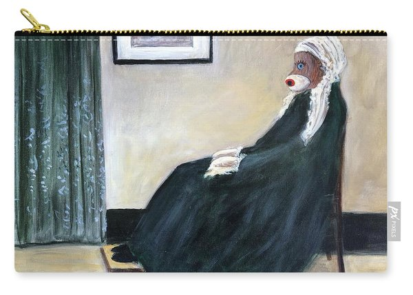 Whistlin Mother Carry-all Pouch