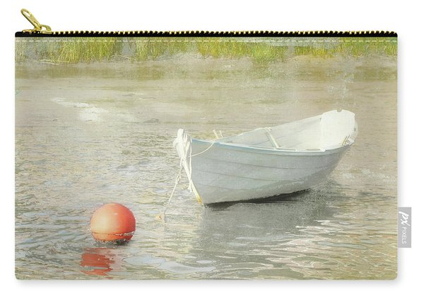 White Dory Carry-all Pouch