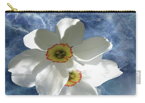 White Lightning Carry-all Pouch