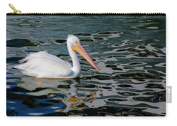White Pelican, Too Carry-all Pouch