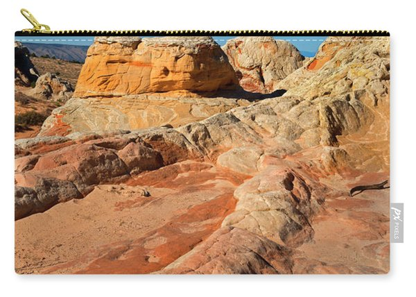 White Pocket Hoodoo Carry-all Pouch