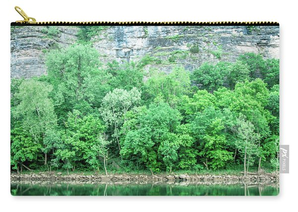 White River, Arkansas 4 Carry-all Pouch