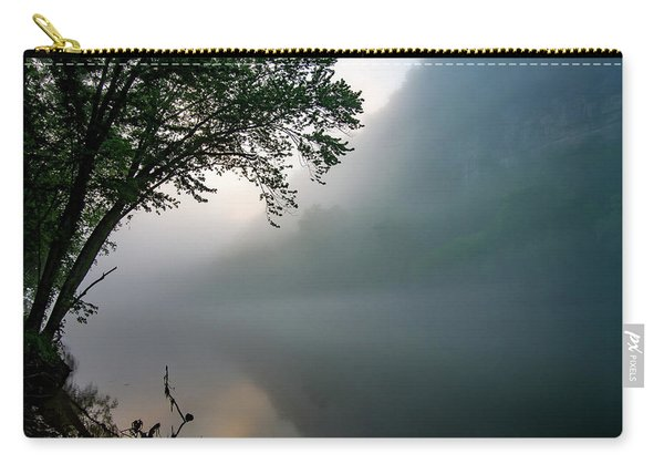 White River Morning Carry-all Pouch