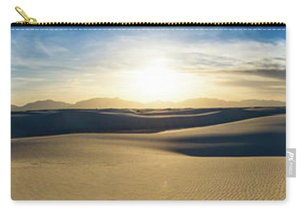 White Sands Vista Carry-all Pouch