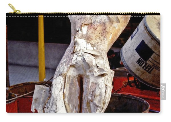 White Trash Carry-all Pouch