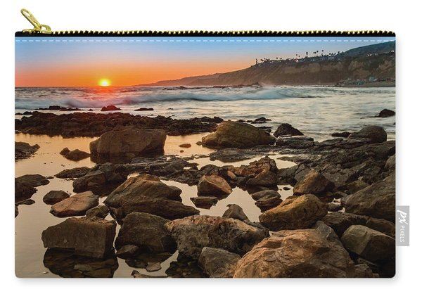White's Point Sunset 2 Carry-all Pouch