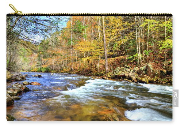 Whitetop River Fall Carry-all Pouch