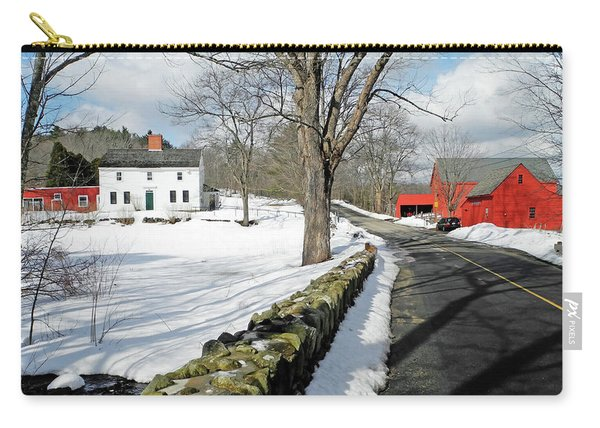 Whittier Birthplace Carry-all Pouch