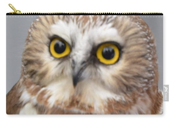Whoo Me Carry-all Pouch