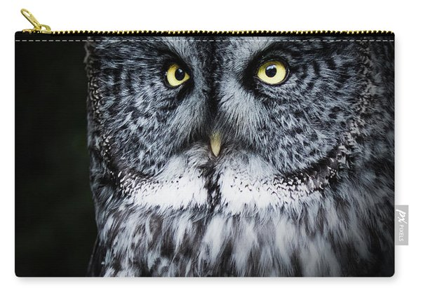 Whooo Are You Looking At? Carry-all Pouch