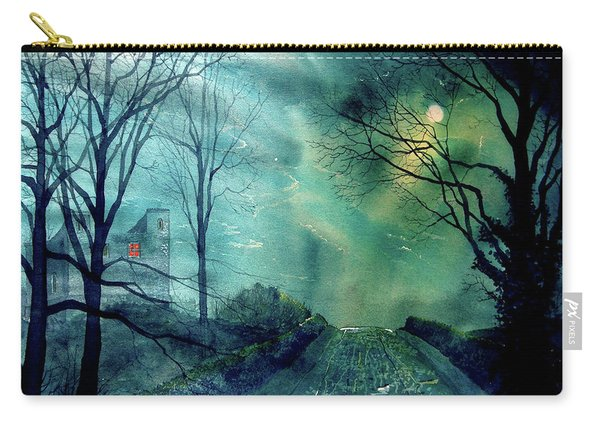 Whorlton Castle Carry-all Pouch