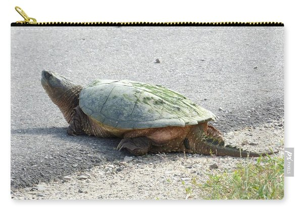 Why Did The Turtle... Carry-all Pouch