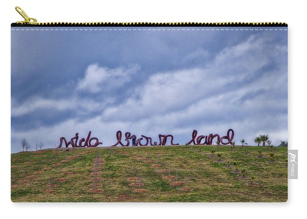Wide Brown Land - Canberra - Australia Carry-all Pouch