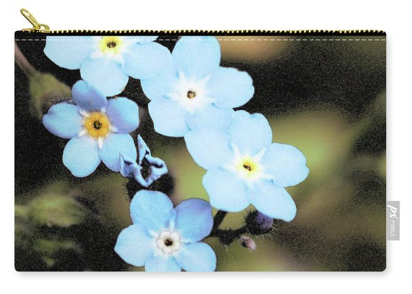 Wild And Beautiful 6 Carry-all Pouch
