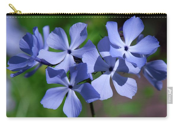 Wild Blue Phlox Dspf0386 Carry-all Pouch