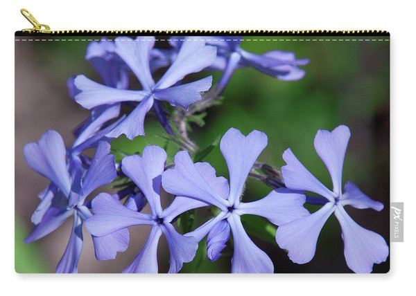 Wild Blue Phlox Dspf0392 Carry-all Pouch