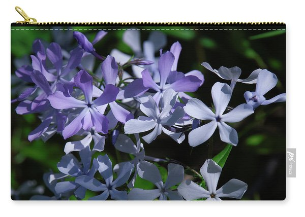Wild Blue Phlox Dspf0395 Carry-all Pouch