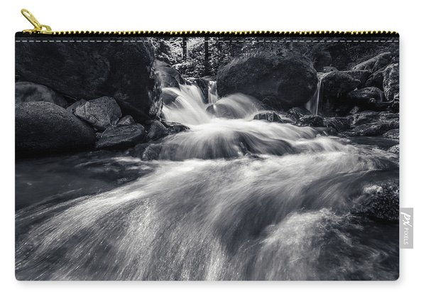 wild creek in Harz, Germany Carry-all Pouch