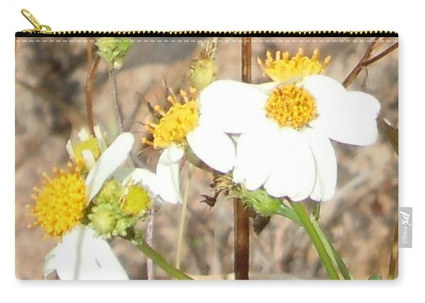 Wild Flowers At Waimea Canyon Carry-all Pouch