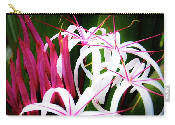 Wild Flowers In Hawaii Carry-all Pouch