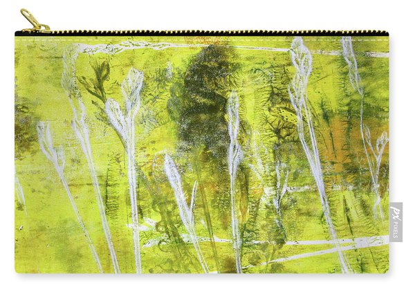 Wild Grass 8 Carry-all Pouch