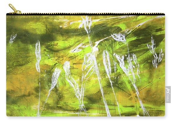 Wild Grass 9 Carry-all Pouch