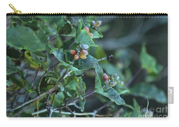 Wild Honeysuckle Carry-all Pouch