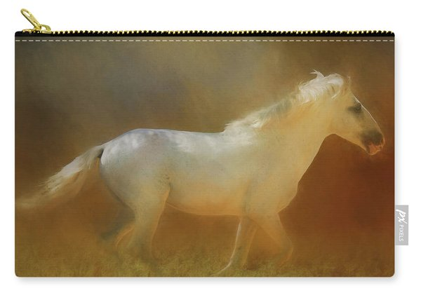 Wild Horse Run Carry-all Pouch