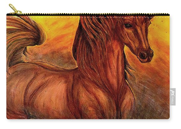 Wild Spirit Carry-all Pouch
