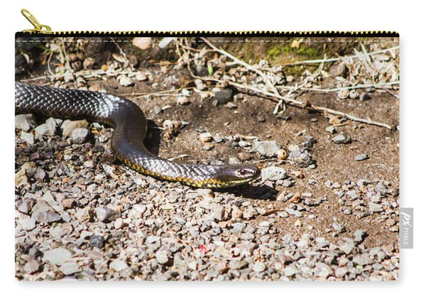 Wild Tiger Snake Carry-all Pouch