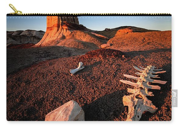 Wild Wild West Carry-all Pouch