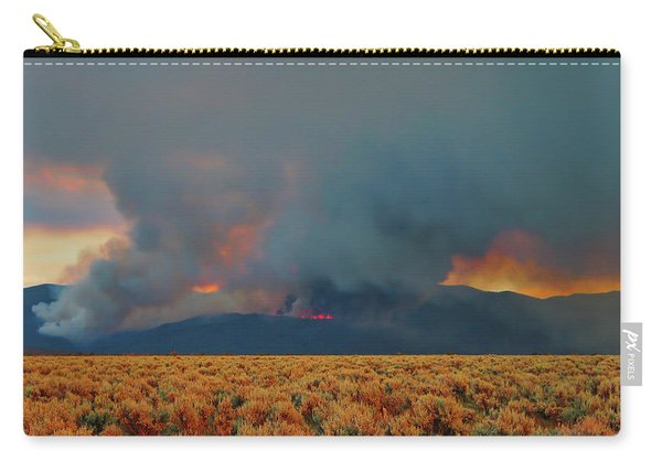 Wildfire - Taos - New Mexico Carry-all Pouch