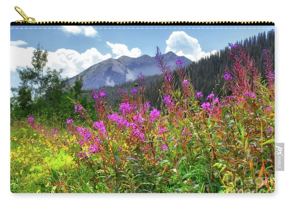 Wildflower Capital Carry-all Pouch