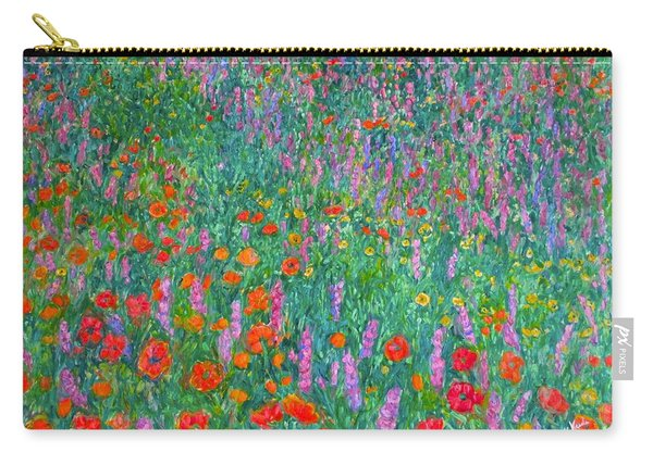 Wildflower Current Carry-all Pouch