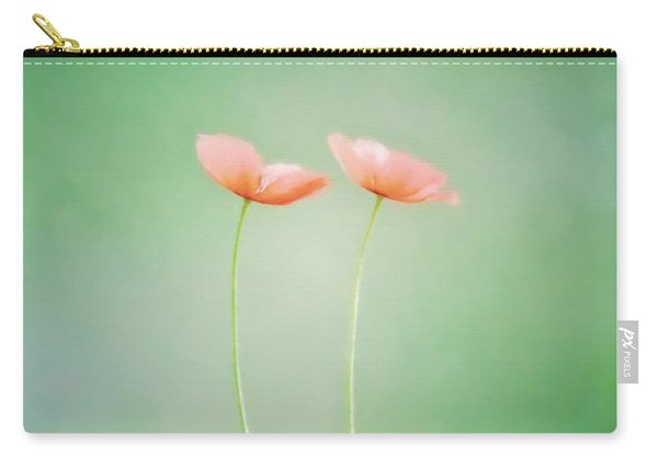 Wildflower Duet Carry-all Pouch