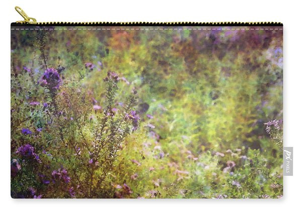 Wildflower Garden Impression 4464 Idp_2 Carry-all Pouch